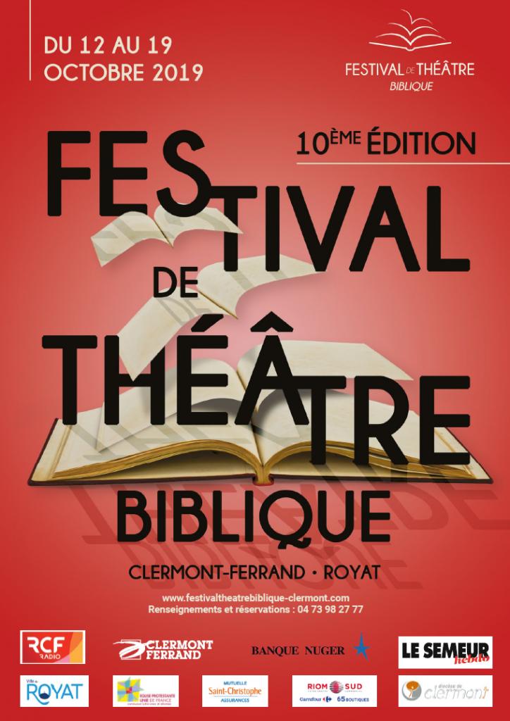 Le Festival de Théâtre Biblique à Sainte-Marie
